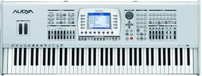 <p>AUDYA - Ketron Master Workstation (model expo) standard price 3690.-<br /></p>