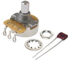 Split Shaft Potentiometer 099-0834-000