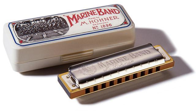 <p>HOM1896037 - Marine Band Classic D<br /></p>