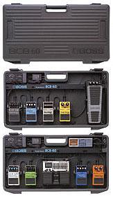 <p>BCB-60 - Pedal Board<br /></p>