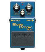 <p>BD-2 - Blues Driver Pedal<br /></p>