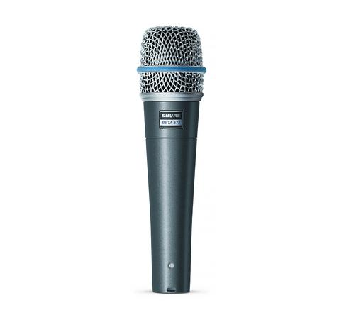 <p>BETA57A - Dynamic Supercardioid Instrument Microphone<br /></p>