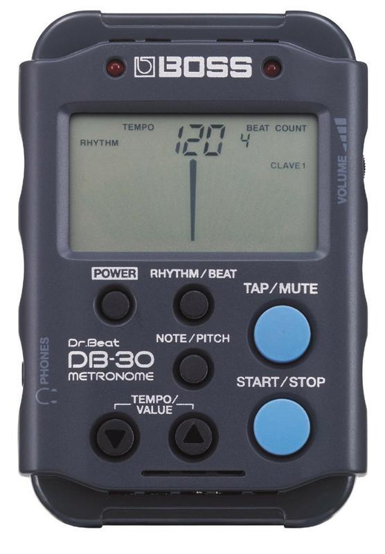 <p>DB-30 - Metronome Boss<br /></p>