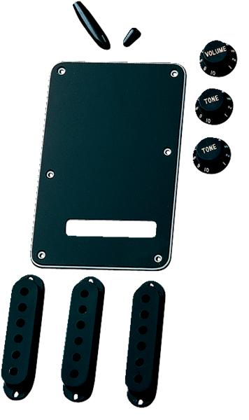 Accessory Kit, Stratocaster®, Black