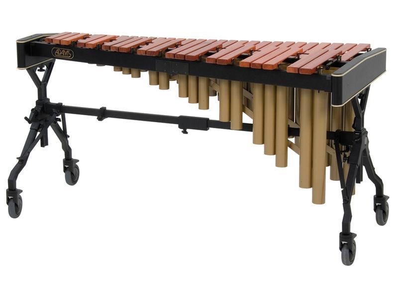 <p>2MBS2APV43 - Solist Marimba MSPV43, 4 1/3 Octave  A2-C7, Padouk 58-40 mm<br /></p>