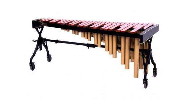 <p>2MBC2APV43 - Concert Marimba MCPV43, 4 1/3 Octave  A2-C7, Padouk 67-40mm<br /></p>