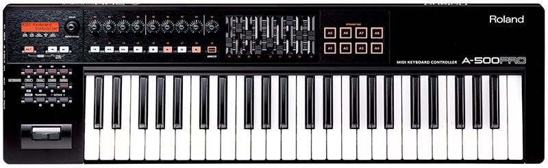 <p>A-500PRO - A-500 PRO MIDI Keyboard Controller<br /></p>