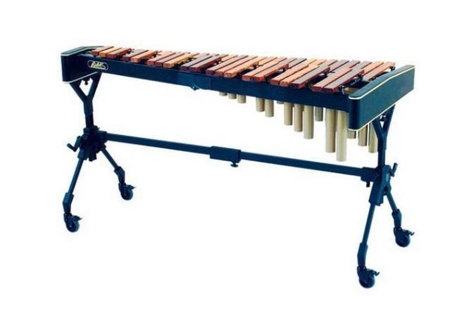 <p>2XFS2HRV40 - Solist Xylophone XS1HV40 4 Okt. C4-C8 Honduras Rosewood 43-38.5mm octave tuned<br /></p>