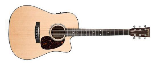 <p>DC16GTE - Acoustic Cutaway Guitar with solid Spruce Top and Fishman Matrix Infinity Pickup System <br /></p>