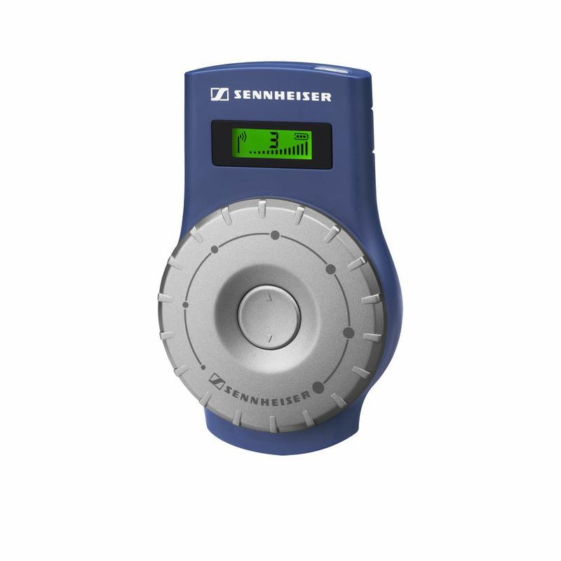 <p>EK 2020-D-II - Digital Bodypack Receiver<br /></p>