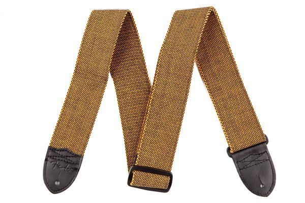 "2"" F Tweed Cotton - Gold / Black"