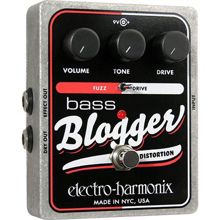 <p>BASSBLOGGER - Bass Blogger Distortion/Overdrive <br /></p>