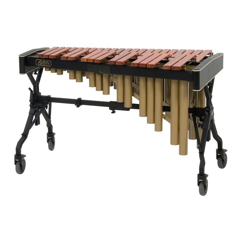 <p>2MBJ2APV30 - Solist Marimba Junior  MSPVJ30, 3 Octave  C3-C6, Padouk 58-40 mm<br /></p>