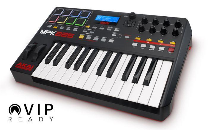 Performance USB/MIDI Pad & Keyboard Controller