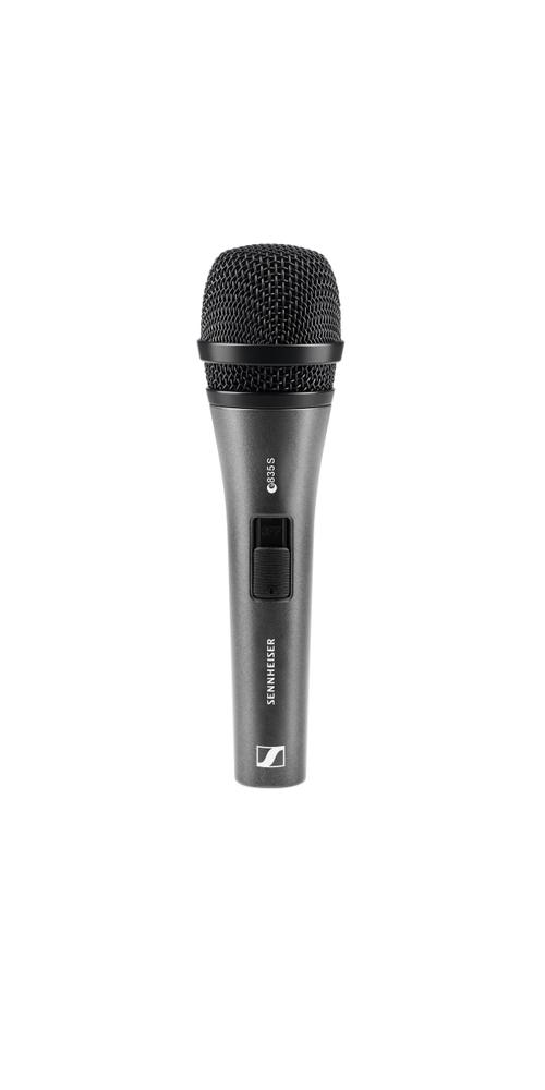 004514 Cardioid vocal microphone with On/Off switch