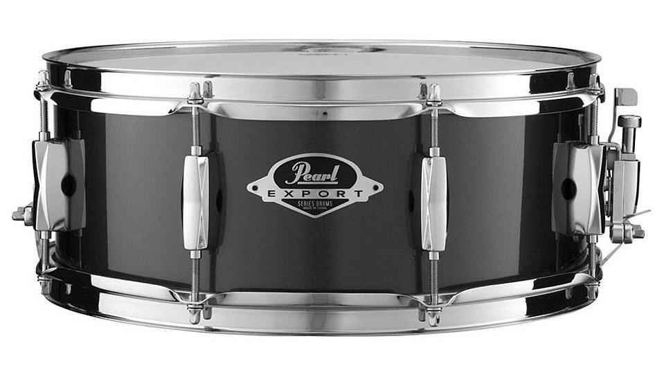 """New Export 14"""" Snare drum 14x5.5"""" Jet Black"""