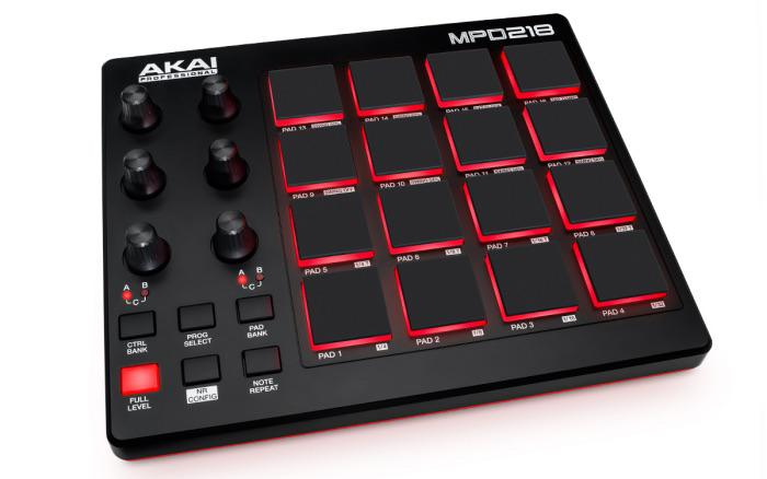 Pad Controller with MPC feel