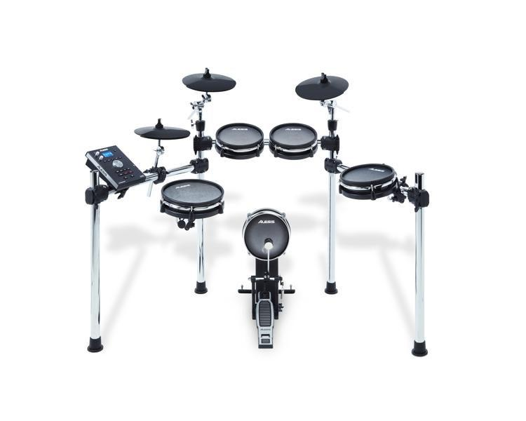 <p>Command Mesh Kit - Eight-Piece Electronic Drum Kit With Mesh Heads<br /></p>