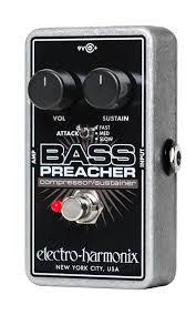 <p>BASSPREACHER - Bass Preacher Compressor/Sustainer Pedal<br /></p>
