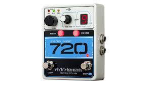 <p>720STEREOLOOPER - 720 Stereo Looper Recording Looper Pedal<br /></p>
