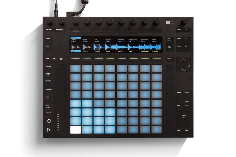 4042921875653 Ableton PUSH 2 Instrument Boxed, Includes Live 10 Intro