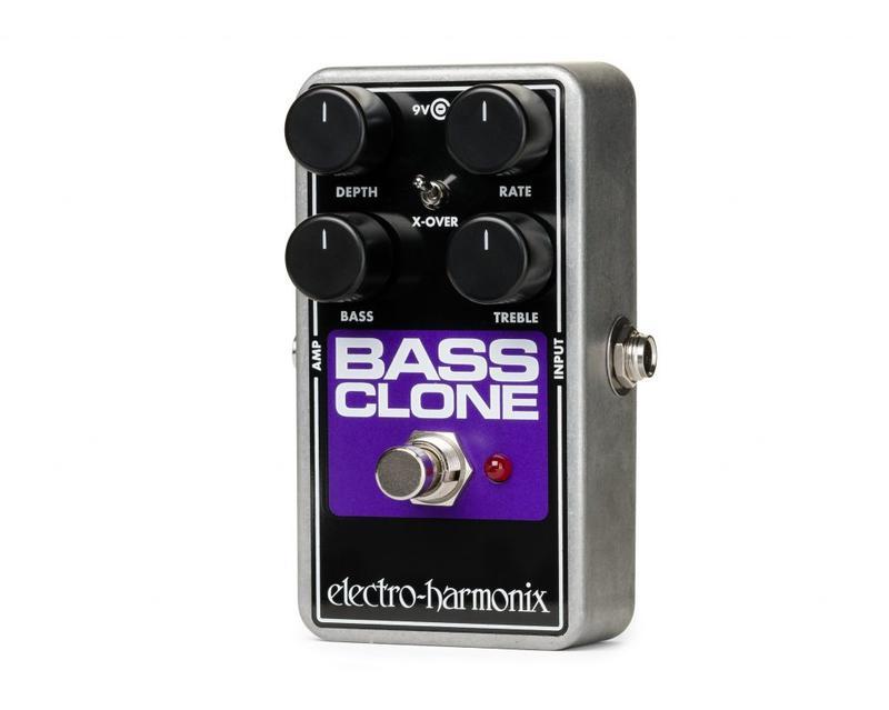 <p>BASSCLONE - Bass Clone Chorus Pedal<br /></p>