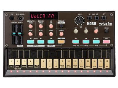 Digital FM Synthesizer