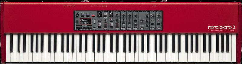 <p>KNO NORD-PIANO3 - Nord Piano 3 88 Keys Stagepiano<br /></p>