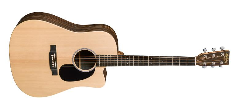 <p>GMA DCX1AE - Martin DCX1AE Macassar Acoustic-electric Guitar<br /></p>