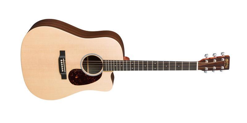 <p>GMA DCX1RAE - Martin DCX1RAE Macassar Acoustic-electric Guitar<br /></p>