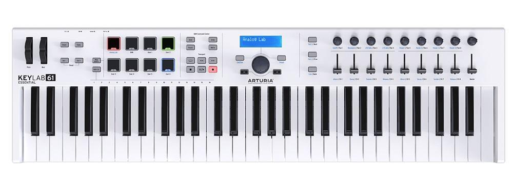 KeyLab Essential 61 Keyboard Controller
