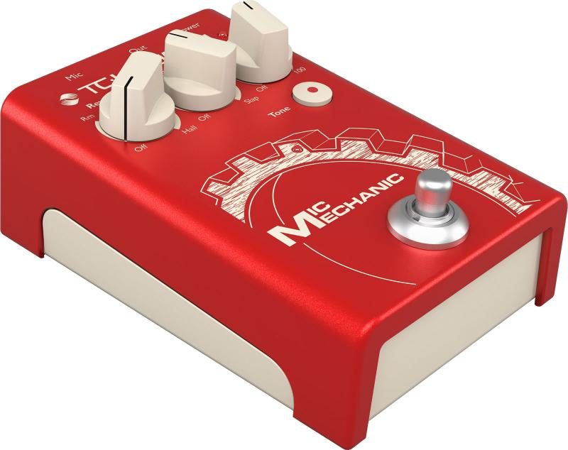 Compact Vocal Stompbox