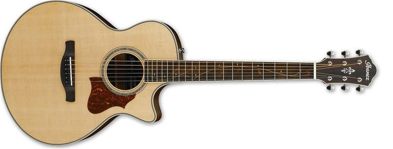 Electro-Acoustic Guitar AE205J Open Pore Natural W/BAG