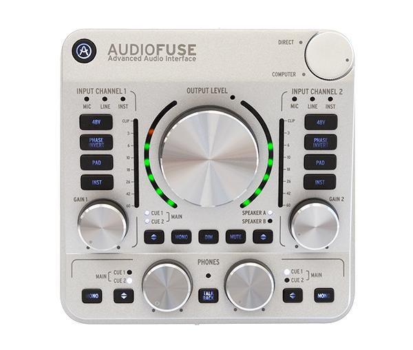 <p>AUDIOFUSE - Portable Audio-Interface <br /></p>
