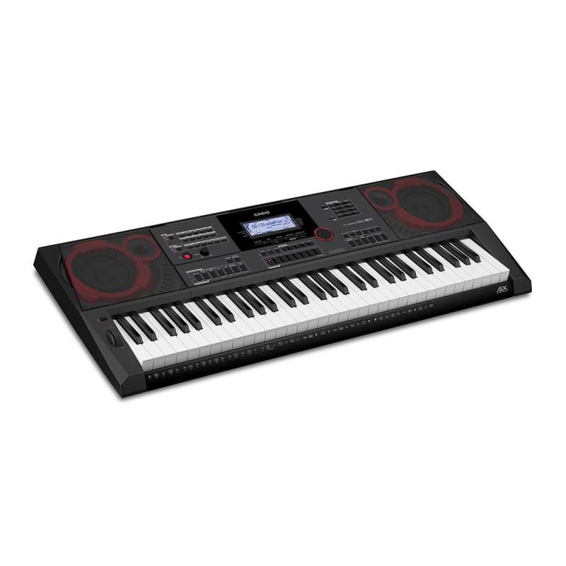 <p>CT-X5000 - Lightweight portable keyboard with 61 keys 800 tones - 260 styles<br /></p>