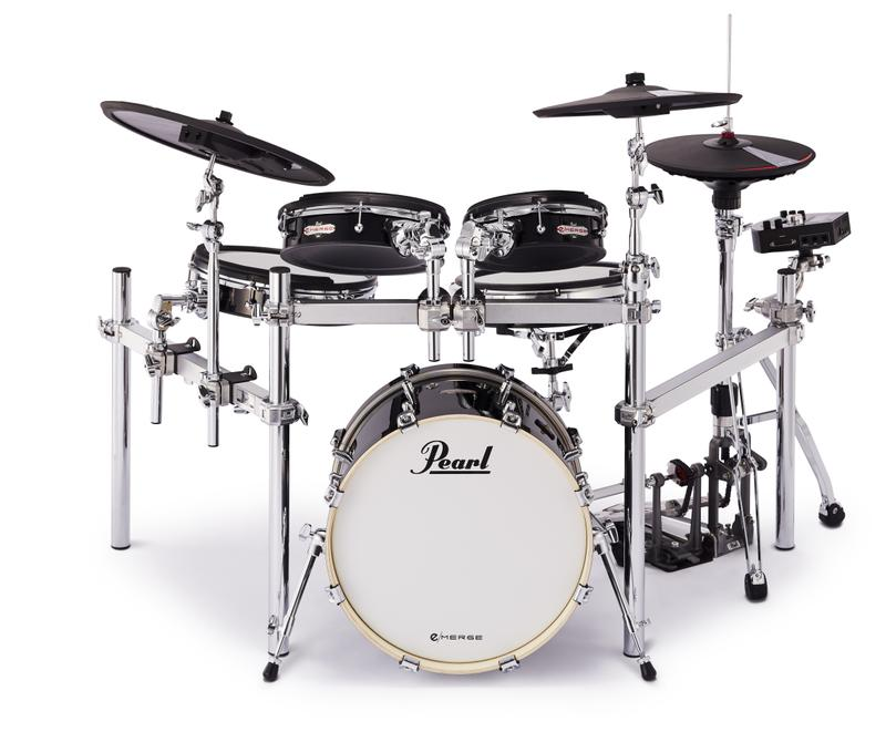 <p>EM-53HB - Pre-Order ! E/Merge HYBRID Digital 18&quot; Bass Drum Set<br /></p>