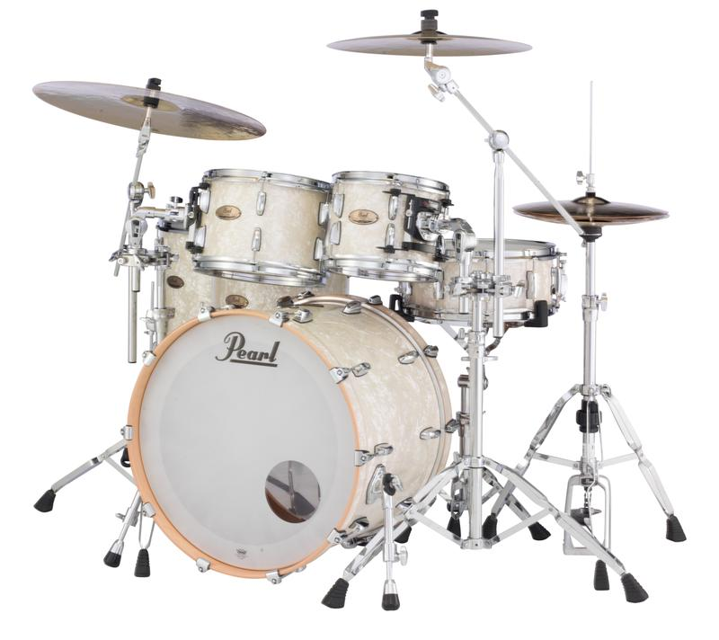 <p>STS924XSP/C<br>405 - Session Studio Select Drum Shell Set Nicotine White Marine Pearl<br /></p>