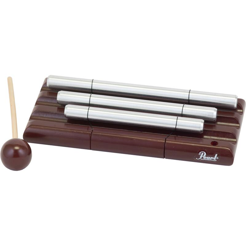 <p>PSC-30BR - Pearl Spirit Chimes w/mount &amp; mallet Brown lacquer Finish<br /></p>