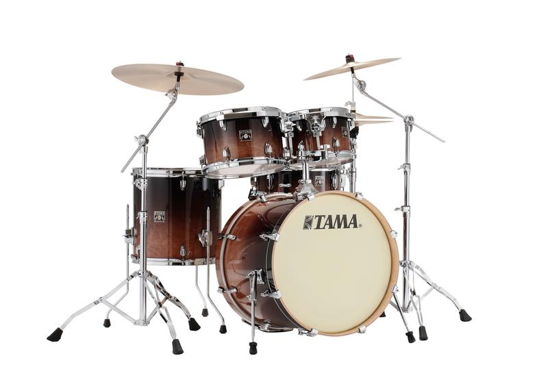 <p>CL50RS-CFF - Tama Superstar CL 5PC Maple Drum Shell Kit<br /></p>