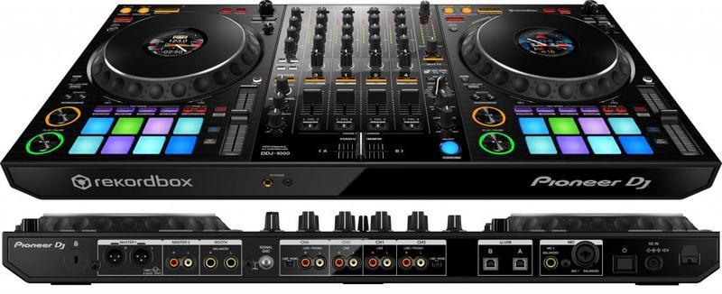 <p>DDJ-1000/SYXJ - DJ Rekordbox Controller<br /></p>