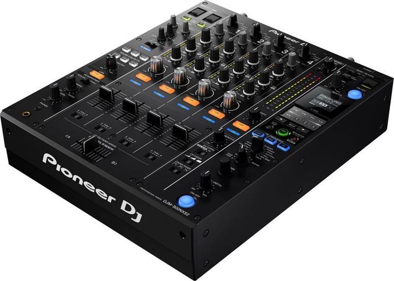 <p>DJM-900NXS2 - 4 Channel Pro Grade High End Digital Mixer<br /></p>