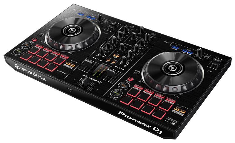 <p>DDJ-RB - 2 Channel DJ Rekordbox Controller<br /></p>
