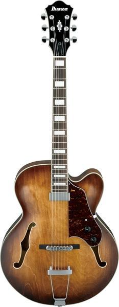 <p>AF71F-TBC - AF-71F Semi-hollowbody Electric Guitar Tobacco Brown  <br /></p>