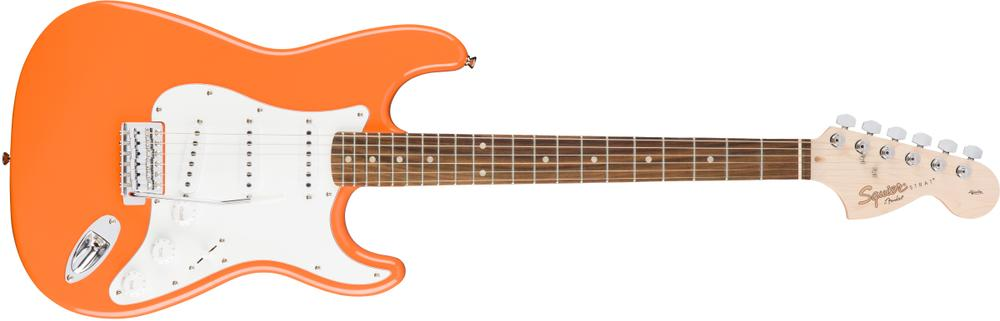 Affinity Series™ Stratocaster®, Laurel Fingerboard, Competition Orange