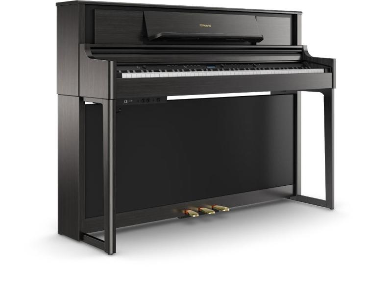 <p>LX705-CH - Digital Upright Piano LX705 - Charcoal Black<br /></p>