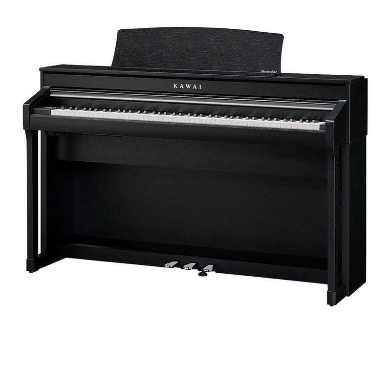 <p>CA-58SB - Digital Piano <br>Satin Black<br /></p>