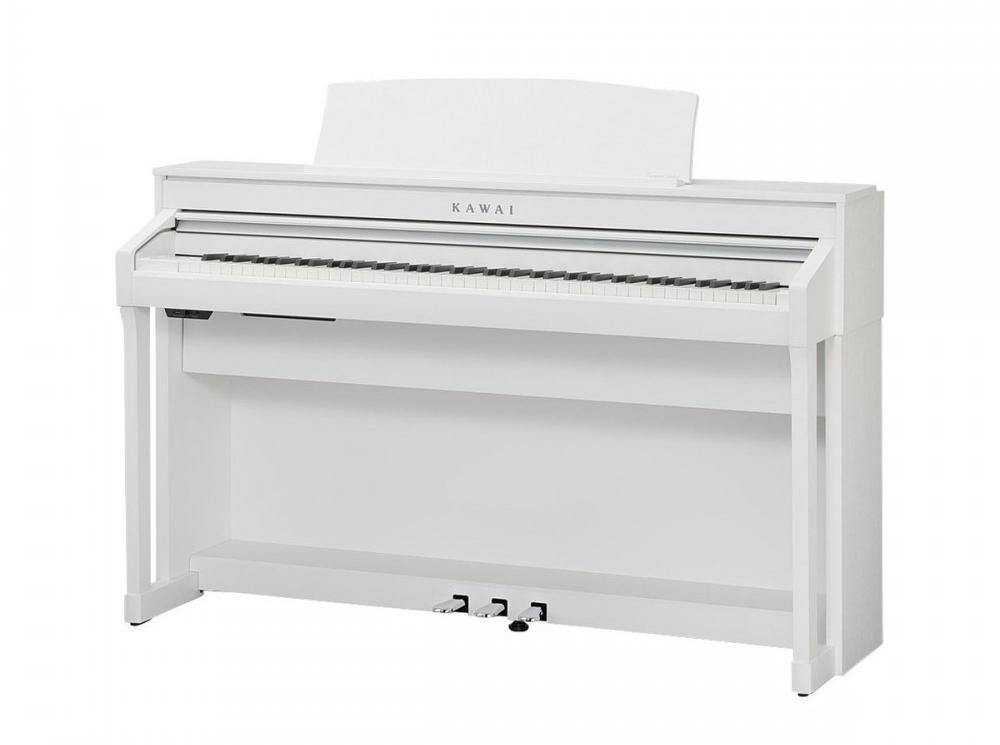 <p>CA-58W - Digital Piano <br>Satin White<br /></p>