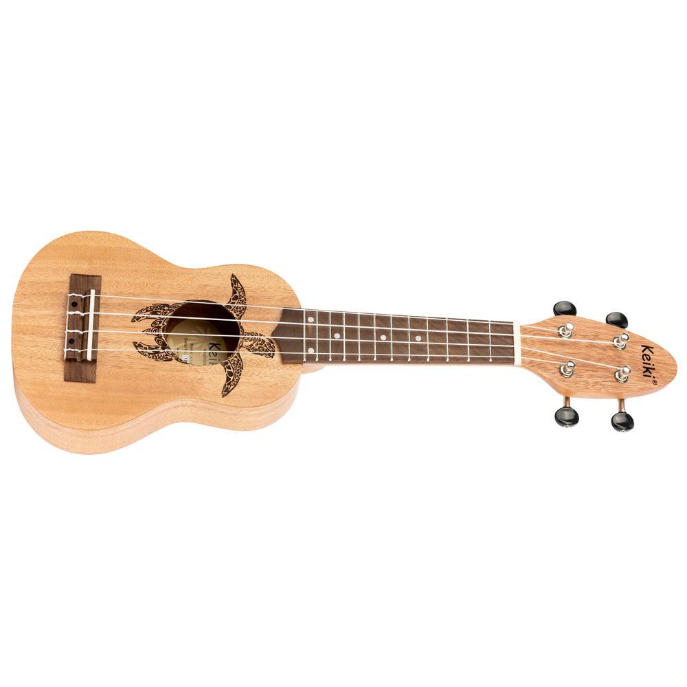 <p>K1-MM - Keiki&amp;<br>174; Soprano Ukulele <br> natural mahogany<br /></p>
