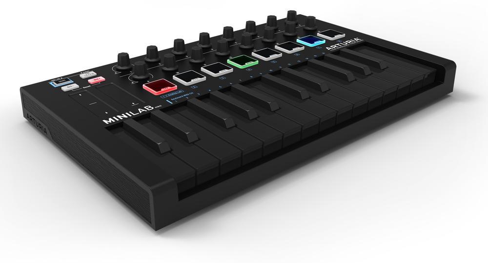MiniLab Mk II Deep Black Edition