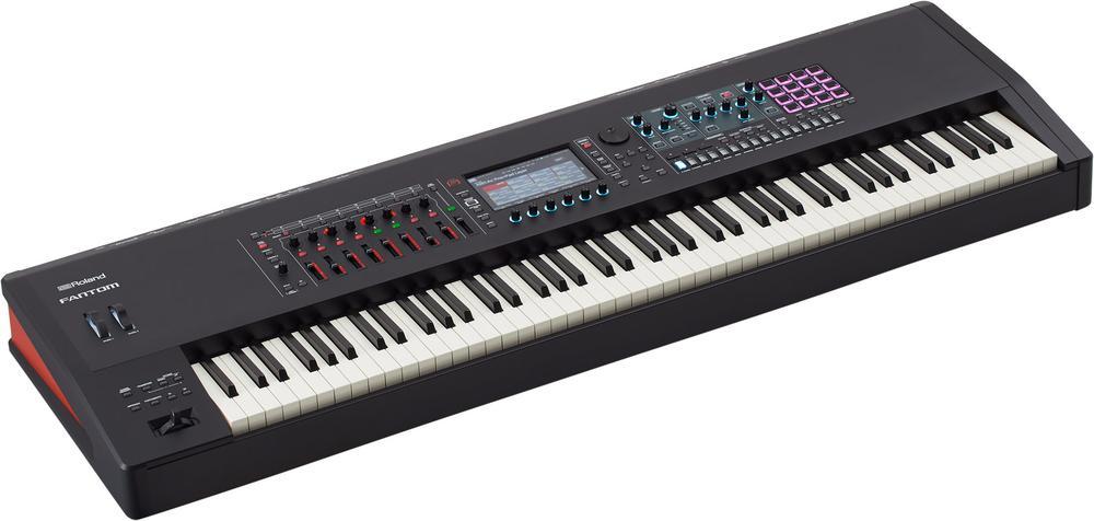 88 keys weighted Synthesizer Workstation keyboard